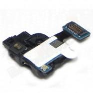 Flex con conector de audio jack para Samsung Galaxy S4, I9500, LTE I9505