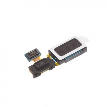 Altavoz, auricular con sensor de proximidad y flex para Samsung Galaxy S4 Mini, I9190, LTE, I9195