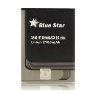 Batería Bluestar para Samsung Galaxy S4 Mini, I9190, I9195 de ALTA CAPACIDAD