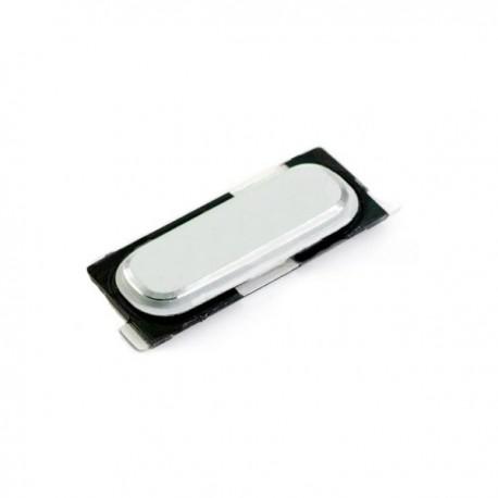 Botón home blanco para Samsung Galaxy S4 Mini, I9190, LTE, I9195