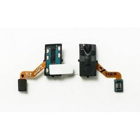 Conector de audio, jack para Samsung Galaxy S4 mini, I9190, LTE I9195