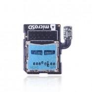 Flex con conector para tarjeta SD para Samsung Galaxy S5 G900F