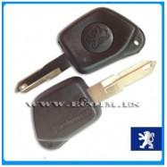 Llave Carcasa Peugeot 1 Boton