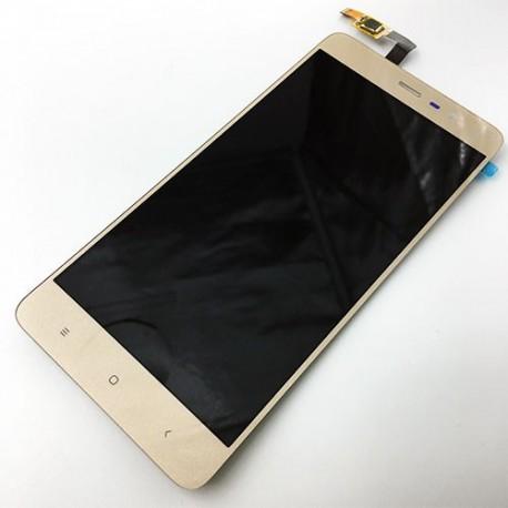 Pantalla Completa LCD + Táctil Xiaomi Note 3 Pro Dorado