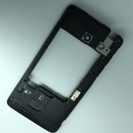 Marco trasero Huawei Ascend G510 Negro