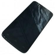 Pantalla completa negra Digitalizador dañado pero LCD bien BQ AQUARIS 5 HD