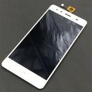 Pantalla Completa BQ X5 Blanca (LCD + Táctil)