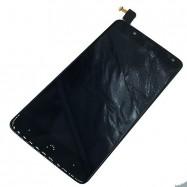 Pantalla completa NEGRA LCD/display + táctil + digitalizador)BQ Aquaris U2 y Aquaris U2 Lite