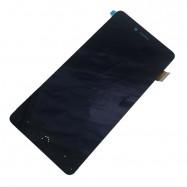 Pantalla Completa LCD + Táctil BQ Aquaris U Plus Negra