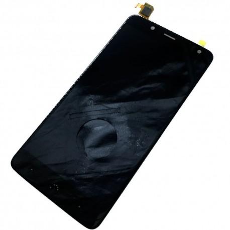 Pantalla Completa LCD + Táctil BQ Aquaris V Plus Negra