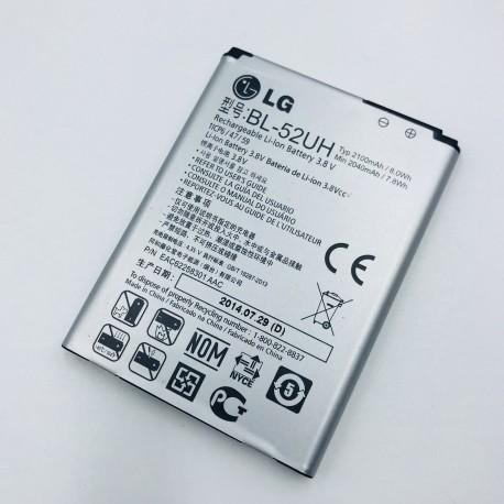 Batería Original BL-52UH de 2100mAh para LG Optimus L70