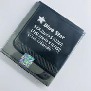 Batería Blue Star de 1700mAh para SONY XPERIA S (LE26I) / XPERIA V (LT25I)