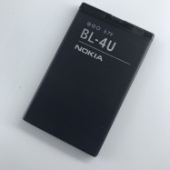Batería Original BL-4U 1000mAh para Nokia 500/3120 Classic   C5-03 04 05 06/asha