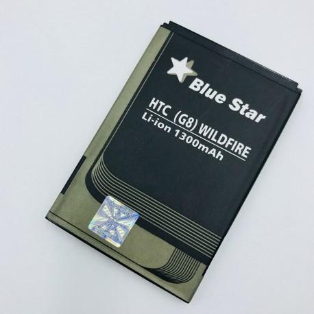 Batería Blue Star de 1300mAh para HTC (G8) Wildfire