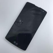 Pantalla Completa Digitalizador y tactil para LG F60 D390N negra