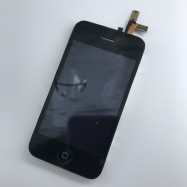 Pantalla Completa para iPhone 3GS Digitalizador tactil home negra