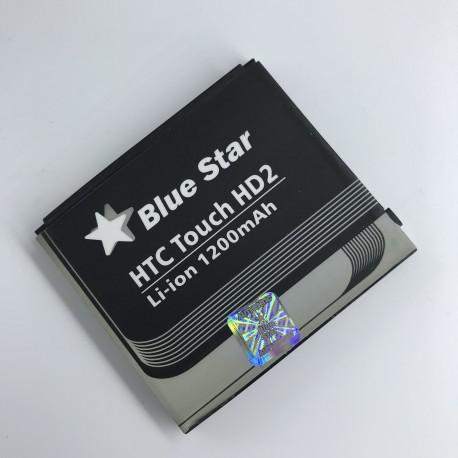 Batería Blue Star de 1200mAh para HTC Touch HD2