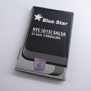 Batería Blue Star de 1300mAh para HTC (G15) SALSA