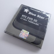 Batería Blue Star de 1400mAh para HTC EVO-3D