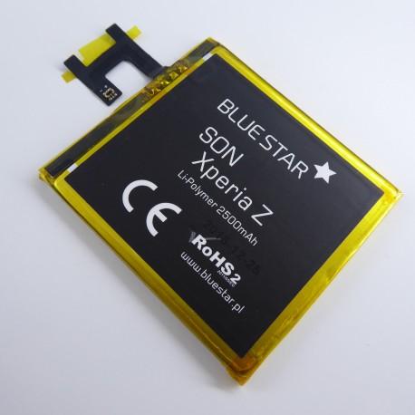 Batería Blue Star de 2500mAh para Sony Xperia Z