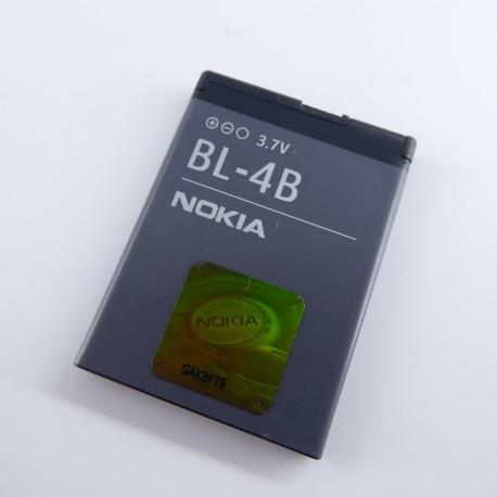 Batería Original BL-4B 700mAh para Nokia 6111 7370 7373 5000 2630 2760