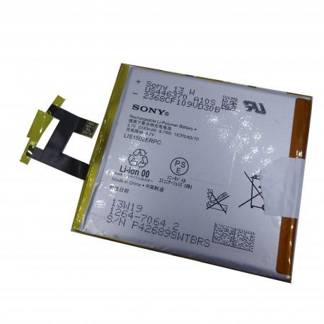 Bateria Original LIS1502ERPC 2330mAh para SONY XPERIA Z