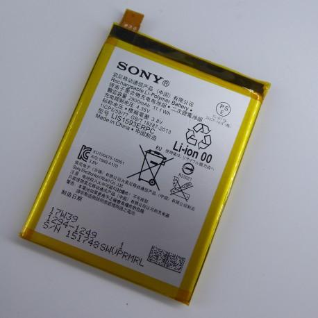 Bateria Original LIS1539ERPC 2900mAh para SONY XPERIA Z5