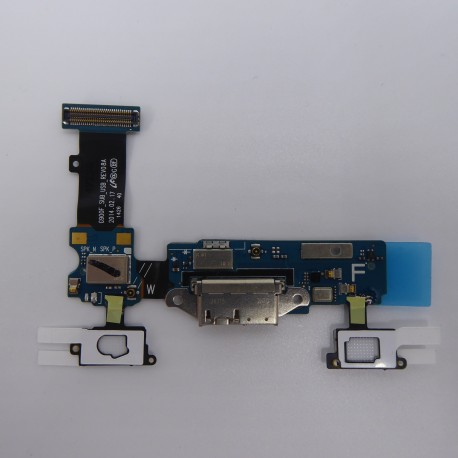 FLEX CONECTOR DE CARGA MICROFONO MICRO USB Y ACCESORIOS SAMSUNG GALAXY S5 G900F