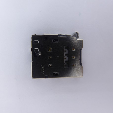 CONECTOR CON LECTOR DE TARJETA SIM PARA SAMSUNG GALAXY S6 G920F