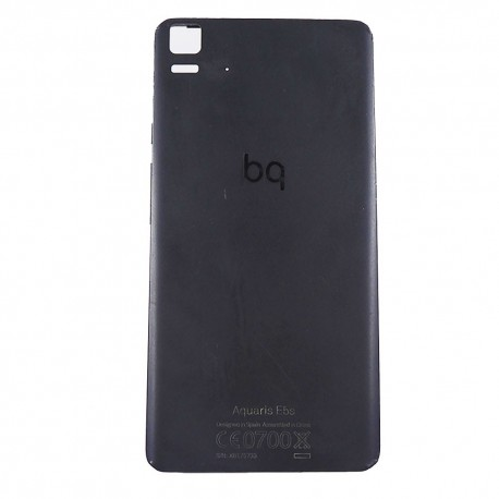 Tapa de batería negra para BQ Aquaris E5 4G , E5S.