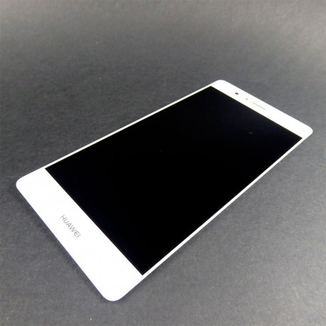 PANTALLA LCD+TACTIL sin MARCO HUAWEI ASCEND P9 LITE COLOR BLANCO