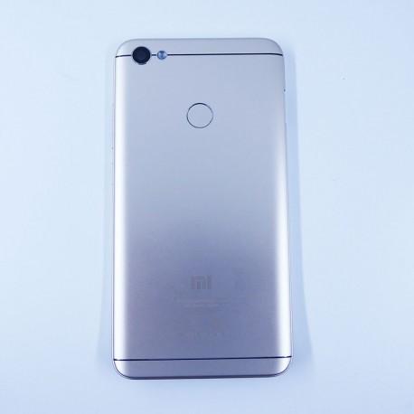 Carcasa trasera para Xiaomi Redmi Note 5A prime (COLOR DORADO)