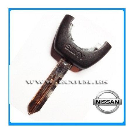 Llave Encastre con espadin Nissan Almera y varios modelos.