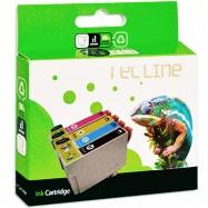 Cartucho Inkjet compatible T18124010-R epson t18124010r cyan