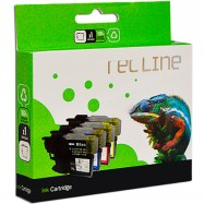 Cartucho Compatible Brother LC985C | CIAN | LC985C-R