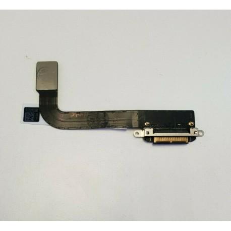 Cable flex con Conector de accesorios / carga / datos para Ipad 3 ✅