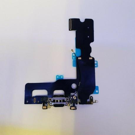 Modulo de Conector de Carga y Microfono para iPhone 7 Plus - Negro ✅