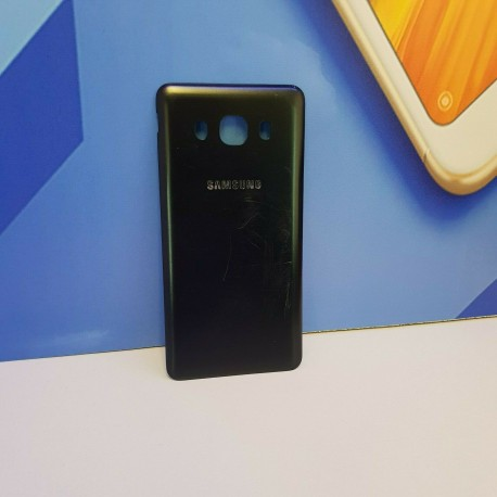 Tapa trasera para Samsung Galaxy J5 2016 SM-J510 Negro ✅
