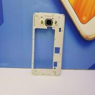Samsung Galaxy J5 2016 SM-J510 Marco Central Cámara Cristal Altavoz Negro ✅