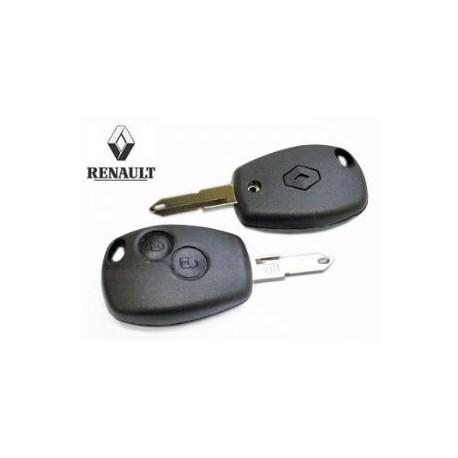 Carcasa llave Renault Kangoo