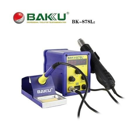 Estación doble de soldadura Baku - 878 L2