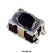 Interruptor, Switch, pulsador, para telemandos de llave plegable Citroen C4 y Peugeot 407