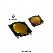 Conmutador , Interruptor , switch ,pulsador para tarjetas Renault