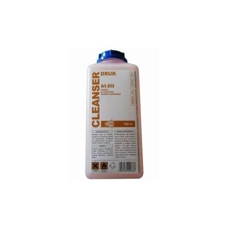 Liquido Izopropanol Cleanser 1L