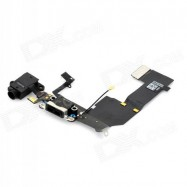 Conector Flex Dock de carga iPhone 5C USB Jack Auriculares