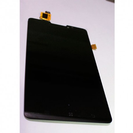 Pantalla LCD + Digitalizador Táctil Lenovo / P780 / Negro