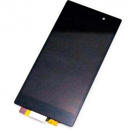 Pantalla Táctil Sony Xperia Z1 / L39H / C6902 / C6903 / Digitalizador + LCD / Negra
