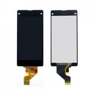 Pantalla Completa sin marco Sony Xperia Z1 Mini / Digitalizador + LCD / Negra