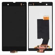 Pantalla Completa Sin Marco Sony Xperia Z / Digitalizador + LCD / Negra
