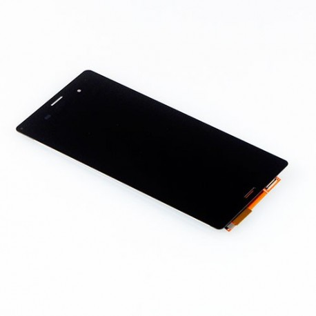 Pantalla Completa Sin Marco Sony Xperia Z3 / D6603 / Digitalizador + LCD / Negra